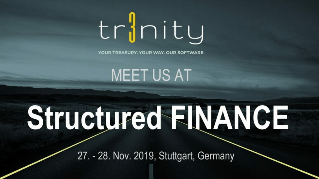 Trinity Treasury Management Systems at Structured Finance 2019